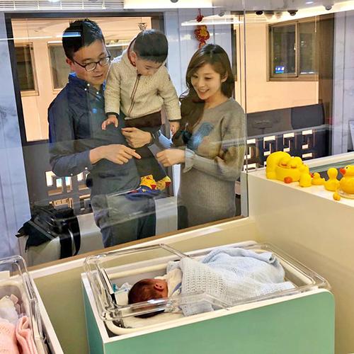 英倫產後護理之家嬰兒照護區